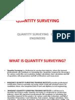 Quantity-surveying Bhadanis Qs Institute India-ppt-file