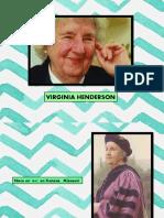 Cuidados Virginia Henderson
