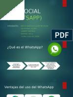 Red Social (Whatsapp)