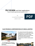 Learnings of Plc & Scada