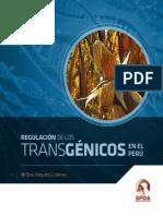 Regulación de Transgenicos en El Perú