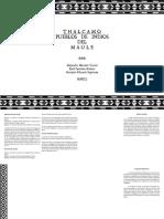Thalcamo Pueblos de indios del Maule