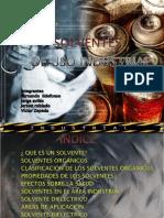 Solventes Industriales 2010