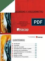 Viscosidad y Viscosimetros