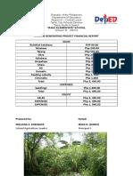 FINANCIAL REPORT IGP