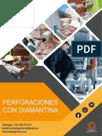 Bruchure Perforaciones- HUSA INGENIEROS SAC