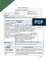 SESION N° 10-1-LA ARGUMENTACIÓN (Autoguardado)