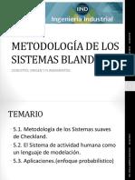 Metodologia de Los Sistemas Blandos