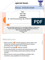 1. Osteoarthritis-Stase Musculoskeletal
