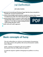 Fuzzy Logic Systems