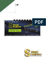 SB8F User Guide
