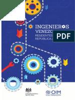 Ingenieros venezolanos en la República Argentina.