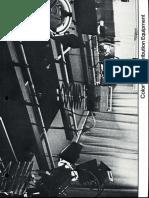 Colortran Distribution Equipment Spec Sheet 1970