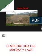 geología magma