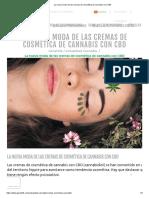 La nueva moda de las cremas de cosmética de cannabis con CBD.pdf