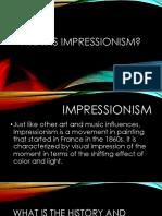 Impressionism in Music q1