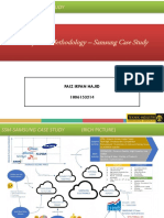 Samsung Case Study - Faiz Irfan Hajid - 1806153214