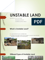 Chapter12 Unstable Land