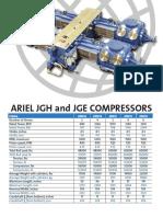 Ariel Compressor JGH-E