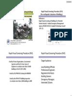 Civ810m_ Pre-earthquake Evaluation Procedure