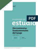 1 - Herramientas Fundamentales Del Tango (Paulina Fain) / Ediciones Tango Sin Fin de Libre Descarga