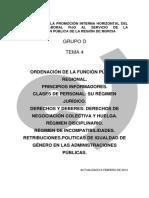 Tema 4 Funcion Publica