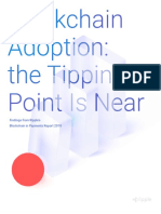 Ripple Blockchain in Payments Report 2018