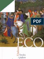 Eco Umberto - Sztuka i piękno w średniowieczu