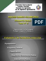 Clase Volumetría Redox