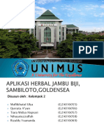 Kel 2 Herbal Ppt