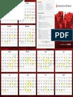 Calendario de Noticias de Las Bolsas Mundiales
