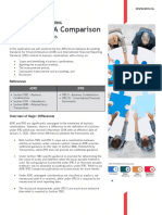 ASPE IFRS Comparison Business Combinations Updated for New Definition December 2018 FINAL
