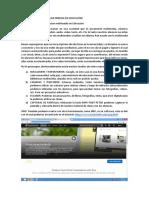 Edicion y Creacion de Multimedia en Educación
