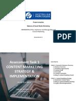 Vinicius Cota S40063994 Content Marketing Assessment1