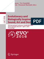 (Lecture Notes in Computer Science 9596) Colin Johnson, Vic Ciesielski, João Correia, Penousal Machado (eds.) - Evolutionary and Biologically Inspired Music, Sound, Art and Design_ 5th International C.pdf