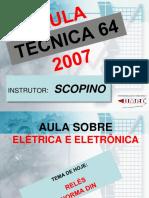 Trandutores de Pressão Elétrica