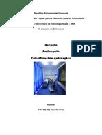 asepsia antisepsia esterilizacion