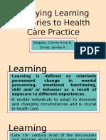 Health Education - Learning