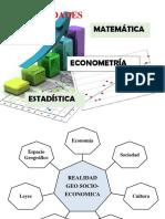 1. Econometría y Estadística