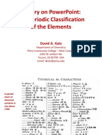 Periodic Classification - History.ppt