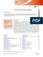 2018_A General Perspective of Fe–Mn–Al–C Steels