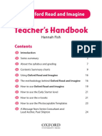 Teacher s Handbook Oxford Read and Imagine