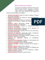 Característica y Objeto de estudio de la Anatomía.docx