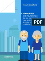 Informe Alternativas a La Insuficiencia de Las Pensiones