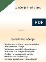 Bo Suradnicko Ucenje