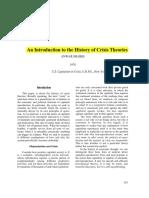 Shaikh History of Crisis Theories