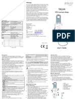 30 a Current Clamp User Guide