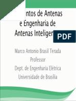 18 Conjuntos de Antenas e Engenharia de Antenas Inteligentes PPT