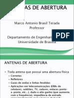 12 Antenas Refletoras e de Abertura PPT