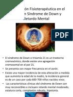 Clase Intervención Fisioterapéutica en el Nino con Síndrome de.pdf